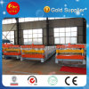 China Golden Supplier Metal Glazed Roof Tile Roll Forming Machine