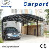Fiberglass Roof Aluminum Car Shelter (B800)