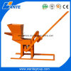 Wt1-40 Small Caly Interlocking Brick Machine for Factory