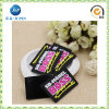Garment Name Tag Soft Rubber Tag with Embossed Logo (JP-PL017)