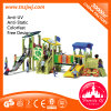 Factory Kids Wooden Playground Outdoor Equipment for Sale
