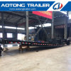100 Tons Oil Field Equipment Transport Special Semi Trailer
