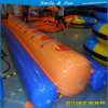 Long 6m and D=65cm Inflatable Banana Boat with PVC 0.9mm for Water Park