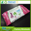 15*20cm Disposable Nonwoven Cleaning Pet Wet Wipes
