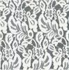 Nylon Lace Fabric for Garments, Home Decorations