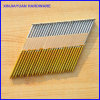 Smooth Shank Bright Paper Strip Collated Iron Nails