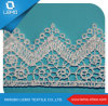 New Lace Design Water Soluble Chemical Lace Fabric