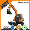 Fl6085 China Wheel Excavator for Sale Price