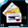 Full Color Printing Card Credit Card USB Plastic Card USB