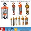 China Factory Price Hsz Round Body Manual Hoist 1 Ton Chain Block