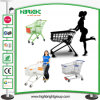 Wholesale Asian Style Supermarket Shopping Cart