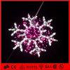 2m High CE Rohsled Christmas Motif Light Snowflake Light Decoration