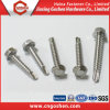 DIN7504 Stainless Steel Flange Set Head Self Drilling Screw
