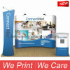 Curved Tension Fabric Trade Show Displays