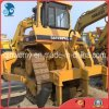 Cat Caterpillar D6h Used Crawler Bulldozer-3306_Original-Engine Yellow-Paint 3~5cbm/17ton