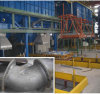 Advanced V Process Sand Casting Equipment