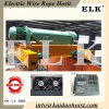 Elk 32ton Electric Wire Rope Hoist with Double Rail Trolley