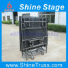 1.22*2.44m 4*8ft Aluminum Folding Stage