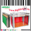 Stainless Steel Supermarket Folding Promotion Display Table