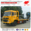 Dongfeng 6X4 10 - 15 Tons Payload Low Bed Truck