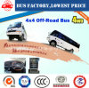 Hot Dongfeng Rhd/LHD off-Road 4X4 Bus (High clearance)