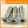 Manufacturing Torx Csk Head Security Machine Screw