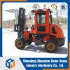 Hydraulic Pump 4X4 Mr30 Rough Terrain Forklift for Sale