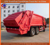 Heavy Duty HOWO 6X4 17cbm Waste Collector Garbage Compactor Truck