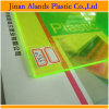 Cell Cast Fluorescent Color Acrylic Plexiglass Sheet 2mm to 30mm