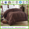 Solid Down Quilt/Polyester Comforter