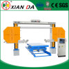 CNC Diamond Wire Saw Stone Cutting Machine for Marble and Granite