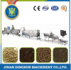 floating fish feed pellet processing line