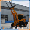 Chinese Farm Loader Mini Wheel Loader with Pallet Fork