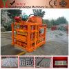 Semi-Automatic Cement Solid Brick Making Machine/Cement Paver Brick Machine