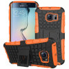 2015 New 3in1 PC+TPU+Silicone Case for Samsung Galaxy S6