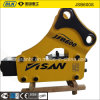 75mm Chisel Excavator Rock Breaker/Hydraulic Road Breaker