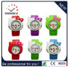 Promotion Fashion Silicone Cartoon Animal Slap Watch (DC-084)