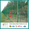 Qym-PVC Coated Green Vinyl Coated Welded Wire Mesh Fence