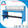 Sheet Metal Foot Shearing Machine (Pedal Shears Q01-1.0X1000 Q01-1.5X1320 Q01-2X1000 )