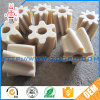 White Plastic Nylon Spur Tooth Sprockets Gear