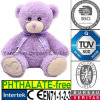 CE Soft Stuffed Animal Plush Toy Teddy Bear with Lavender