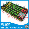 Jumper Trampoline for Indoor Playground (QL-1201F)