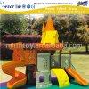 Small Castle Playground Equipment for Outdoor Playground (HA-09401)