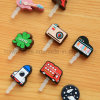 Cellphone Accessory PVC Rubber Mobile Dust Plug (MDP004)