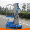 8m Aluminium Alloy Telescopic Man Lift