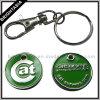 Custom Metal Trolley Key Chain for Souvenir Gift (BYH-10478)