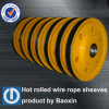 Hot Rolling Forged Rope Hoisting Project Applied Sheaves