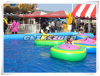 Hot Summer Water Sport Games Inflatable Battery Bumper Boat