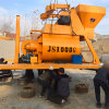 Double Shaft Concrete Mixer Manufacturer for Sale (Js1000)