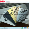 1200mm Double Laser Metal Brushed Golden Black ABS Double Color Sheet